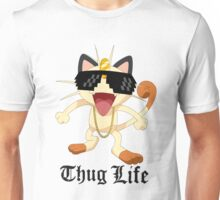 thugged out Meowth Unisex T-Shirt