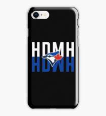 Marcus Stroman HDMH Blue Jays iPhone Case/Skin