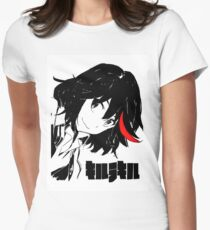 Kill La Kill Ryuko Matoi Womens Fitted T-Shirt