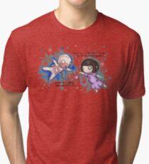 Here To Mars Tri-blend T-Shirt