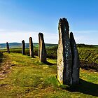 Ring of Brodgar by Claire Walsh