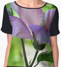 Garden Women's Chiffon Top