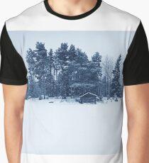 Whiteness Graphic T-Shirt