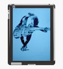 Cool blues bass nut! iPad Case/Skin