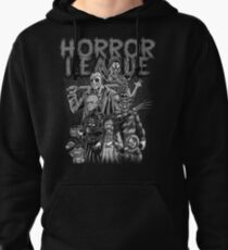 Horror League Pullover Hoodie