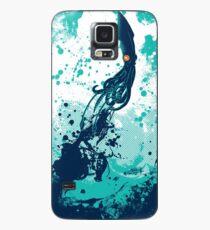 Squid Splash Case/Skin for Samsung Galaxy