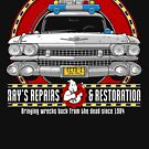 Ray's Repairs and Restoration by Adho1982