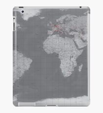 Natural Earth Grey iPad Case/Skin