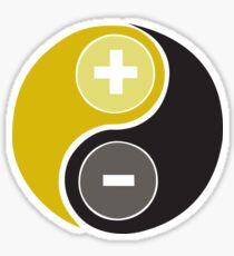 Zenyatta Yin Yang Sticker