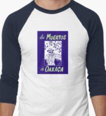 Los Muertos de Oaxaca T Men's Baseball ¾ T-Shirt