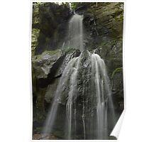 Baskins Creek Falls Poster