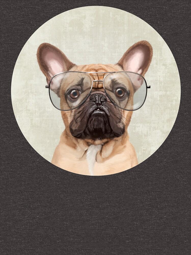 Herr Bulldog von Sparafuori