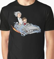 Great Scott !!! Graphic T-Shirt