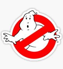 Ghostbuster Logo Sticker