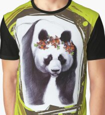 Giant panda Graphic T-Shirt