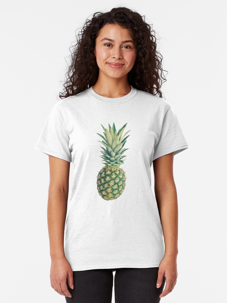 Alternative Ansicht von Ananas Classic T-Shirt