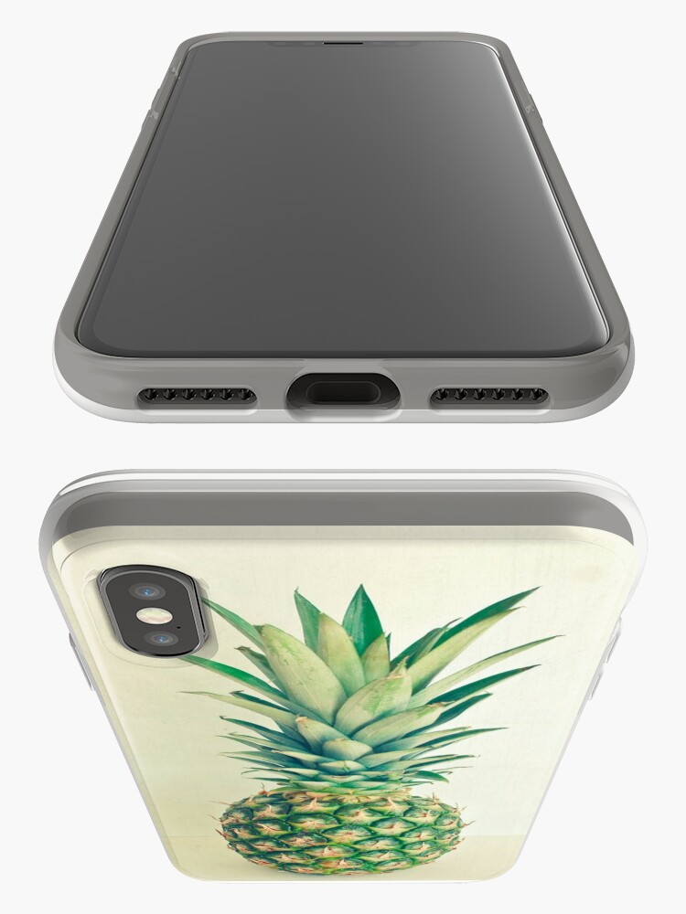 Alternative Ansicht von Ananas iPhone-Hülle & Cover