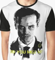 MISS ME? Graphic T-Shirt