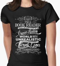 I'M A BOOK READER  T-Shirt