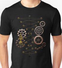 Zeit behalten Unisex T-Shirt