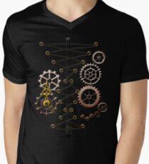 Keeping time Men's V-Neck T-Shirt