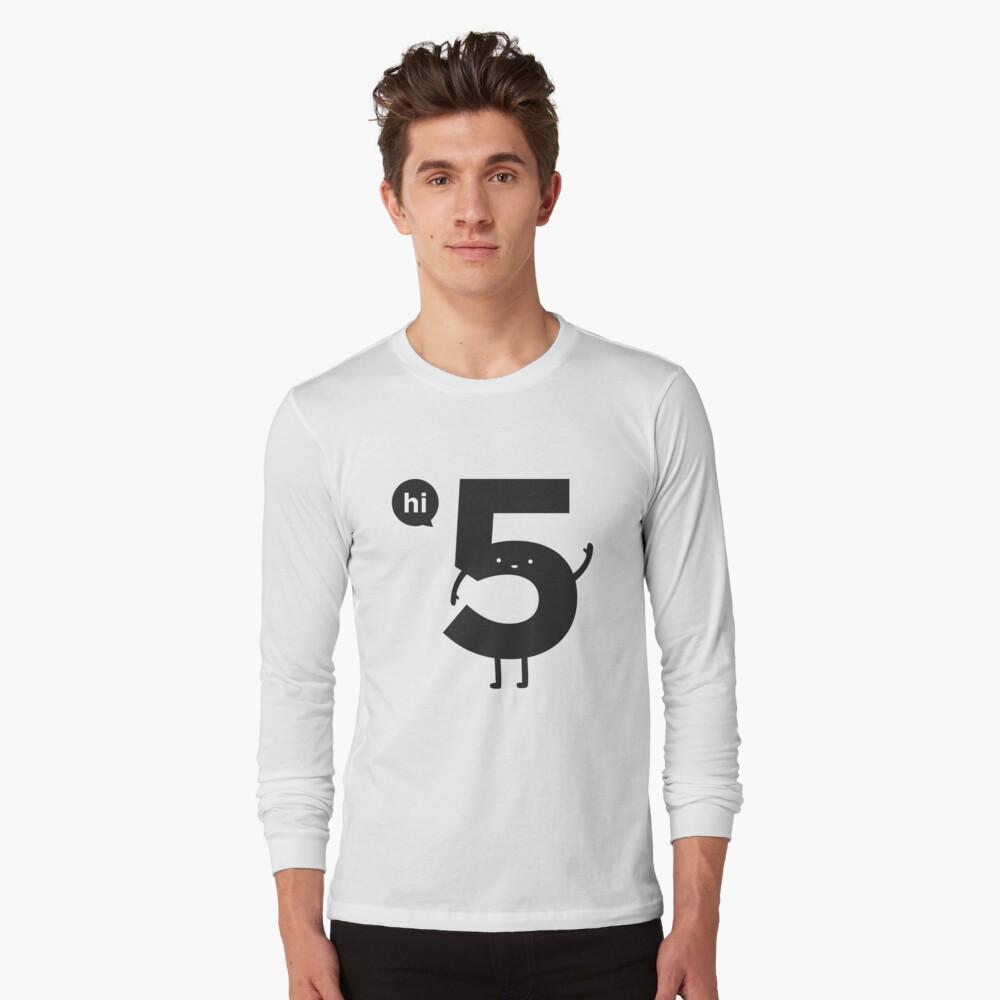 Hi 5 Long Sleeve T-Shirt
