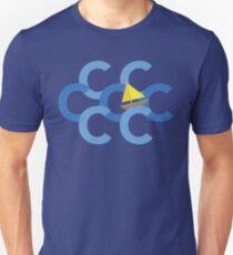 Sail The Seven Cs Unisex T-Shirt