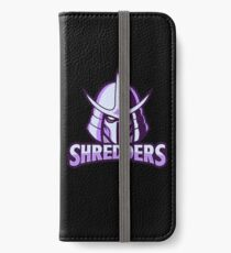 shredder, Teenage Ninja Turtle iPhone Wallet/Case/Skin