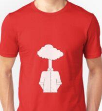Cabeça nas Nuvens  Unisex T-Shirt