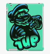 1UP iPad Case/Skin
