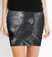 warrior mermaid Mini Skirt