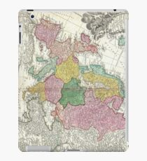 Vintage Map of Europe (1743) iPad Case/Skin