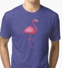 Flamingo Tri-blend T-Shirt
