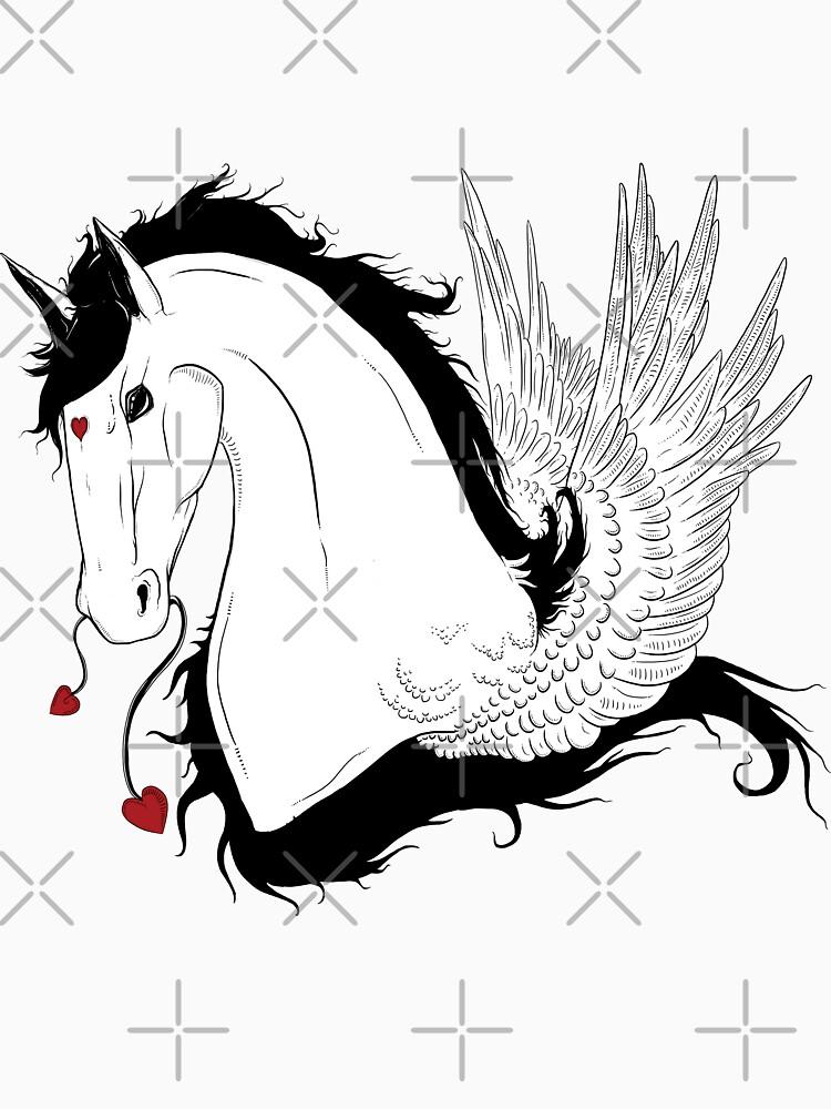 Valentinsgrüße Pegasus von Anuviel