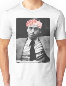 Flower crown Ted Bundy Unisex T-Shirt