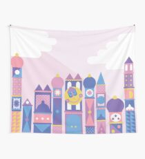 It's a small world after all Wall Tapestry