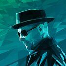 heisenberg by mobokeh