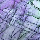«Labradorita púrpura» de KellyMcV