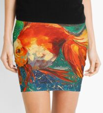 Goldfish Mini Skirt