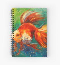 Goldfish Spiralblock