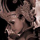 Bali Dancer - Jimbarin Bay, Bali '10 by BaliBuddha