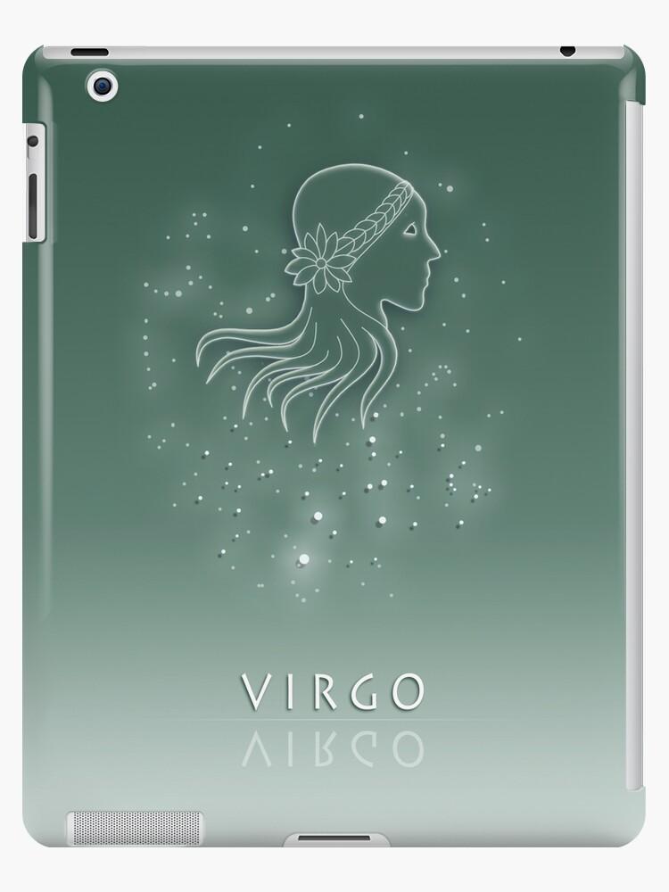 Virgo Zodiac constellation - Starry sky by chartofthemomen
