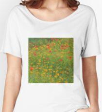 English Summer monet Women's Relaxed Fit T-Shirt