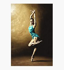 Ardent Dancer Photographic Print