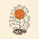 Zen Tree by cisnenegro