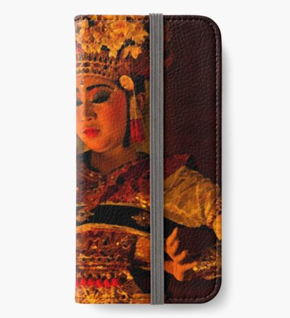 Fanning the flames iPhone Wallet