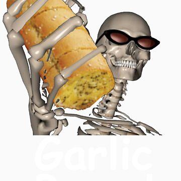 when ur mom com hom n maek hte garlic bread!!!! by nickmitch