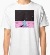 Dr. Manhattan on Mars Classic T-Shirt