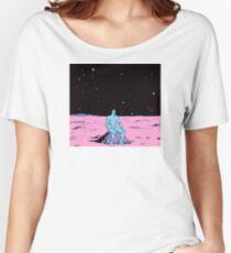 Dr. Manhattan on Mars Women's Relaxed Fit T-Shirt