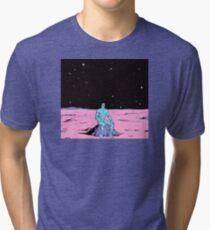 Dr. Manhattan on Mars Tri-blend T-Shirt